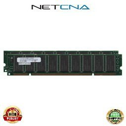 4100 1GB (2x512MB) IBM Compatible Memory 512MB PC66 200-pin ECC SDRAM DIMM Kit 100% Compatible memory by NETCNA USA (Pc66 Sdram Ecc Memory)