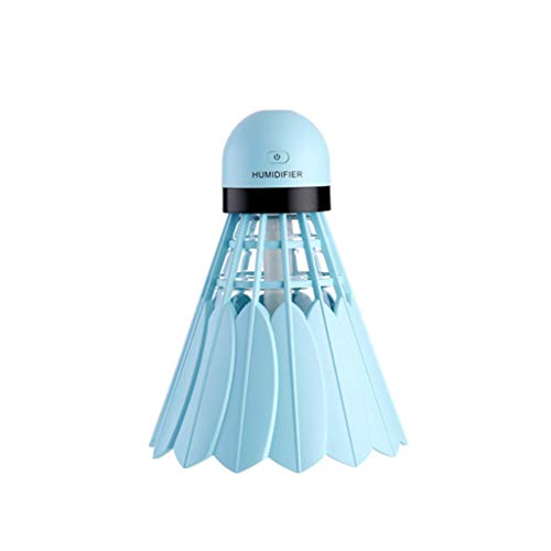 LIZHONG-SLT Badminton humidifier, Mini Home Desktop Creative USB humidifier (111111143MM),D ()