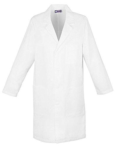 Womens Long Sleeve Lab Coat - 7