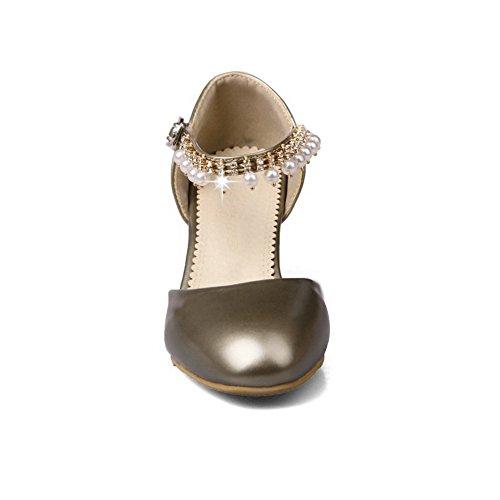 doré Or Sandales 36 5 Femme BalaMasa Compensées qg4w6vqnfT