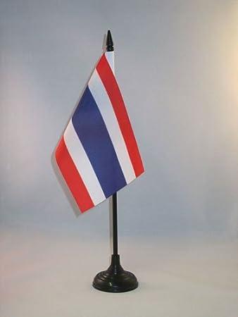golden spear top Vietnamese Desk Flag 15 x 10 cm AZ FLAG Vietnam Table Flag 4 x 6