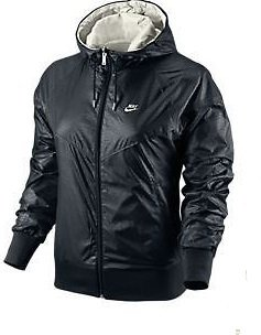5d74d10057 Giacca giubbino nike windrunner donna (Celeste, S): Amazon.it: Sport ...