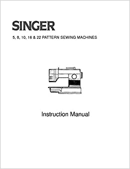 Singer 9020 sewing machine manual   sewing machine   seam (sewing).