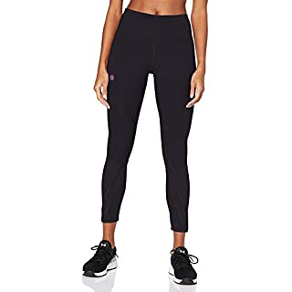 Under Armour Women's Rush Leggings , Black (001)/Black , X-Small