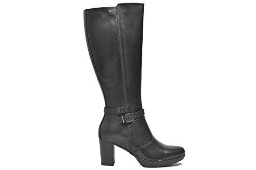 Femme Noir 9852 Giardini Boots Nero A719852d Chaussures OFv4USwnq