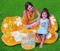 - WIL Inflatable Tweety Bird Table and Chair Set