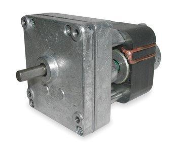 Dayton 1MBF5 AC Gear Motor, 6.6 RPM, Open, 115V]()