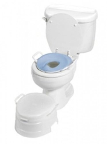 4 in 1 Soft Seat Toilet Trainer & Step (Primo Toilet Trainer)