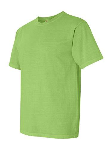 (Comfort Colors 1717 Pigment-Dyed Short Sleeve Shirt (Kiwi, XXX-Large))