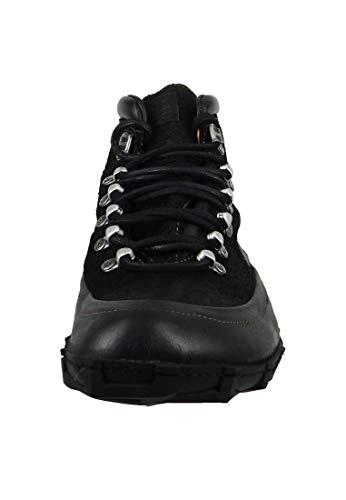 Sneaker Melbourne Art 1009 Nero Leather SfgqBwFO