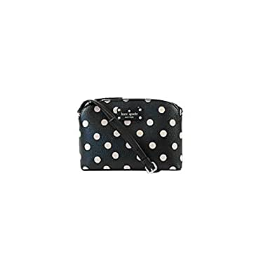 Kate Spade New York Printed Hanna Crossbody Shoulder Bag Polka Dot