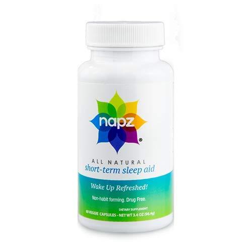 Napz All Natural Sleep Aid, 60ct