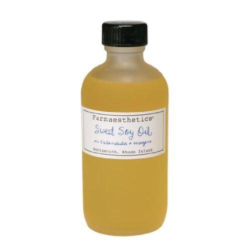 Farmaesthetics Sweet Soy, Calendula & Orange Oil - 10oz