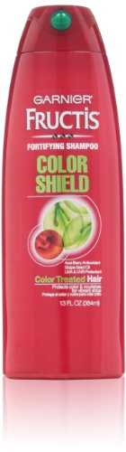 Garnier Fructis Color Shield Shampoo, 13-Fluid Ounce