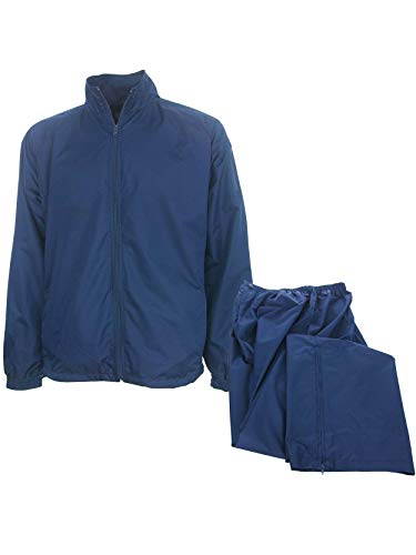 - Forrester's Men's Packable Rain Set, Navy, 2X-Large