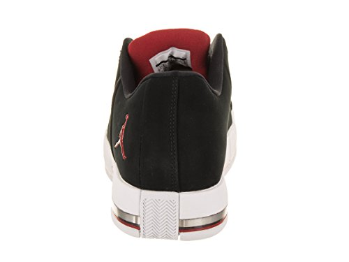Nike Jordan 5 10 Lo 2 Team 001BLACK RED Elite RASRBO4q
