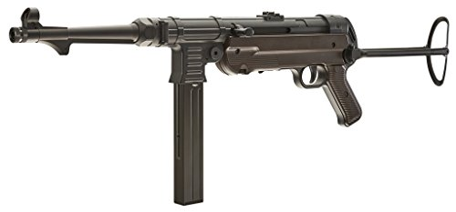 Legends MP40 CO2 Full Auto Folding Stock Submachine .177 BB Gun (Umarex Legends Mp40 Co2 Bb Submachine Gun)