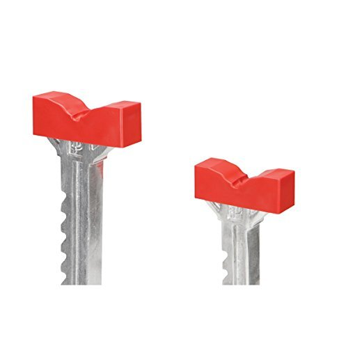 (Rubber Pads For Jack Stand 2 Pc -USATM)