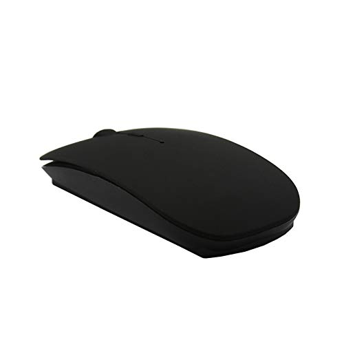 - Epinki PC Mouse Wireless Mouse 1600dpi, with 4 Buttons Black Ergonomic Mouse for Laptop, PC, Desktop