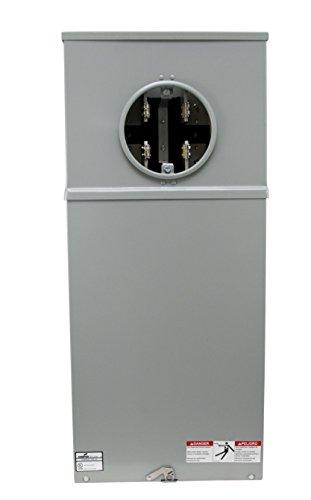 400 amp service panel meter - 8