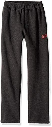 Fox Sweatpants (Fox Boys Youth SWISHA Fleece Pant, Heather Black, YS)