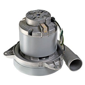 2 Motor System (Replacement 2-Stage Motor for Galaxie Central Vacuum Systems GA-100 Power Unit. By Ametek)
