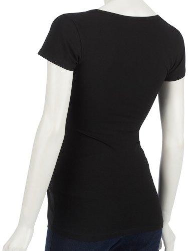 Noppies - Camiseta para mujer Negro