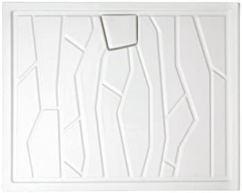Shower tray Arizona White 1000x800x50: Amazon.es: Bricolaje y herramientas