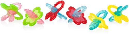 Chewbies Silicone Teether Case Pack 36