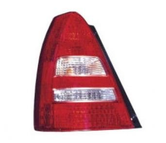Rear Brake Light Taillight Lamp Left LH Driver Side for 03-05 Subaru Forester (Lamp Tail Forester Subaru)