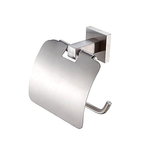 LHS Porte de Hanle inox papier toilette titulaire salle de ...