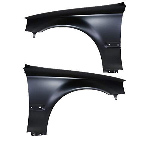 99-00 Civic Front Fender Quarter Panel Left Right Side SET PAIR