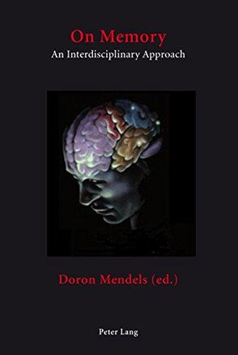 On Memory: An Interdisciplinary Approach by Peter Lang AG, Internationaler Verlag der Wissenschaften