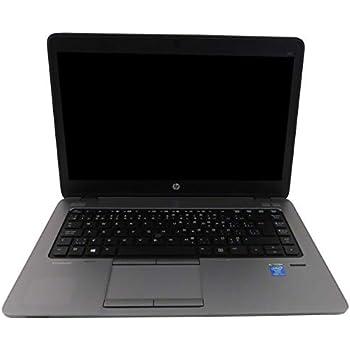 HP EliteBook 840 G1 14 Inch Business Laptop Computer (Intel Dual Core i7 2.1GHz Processor, 8GB RAM, 240GB SSD, USB 3.0, VGA, Wifi, RJ45, ...