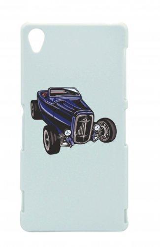 """Smartphone Case Apple IPhone 4/ 4S """"hot Rod Sportwagen Oldtimer Young Timer Shellby Cobra GT Muscel Car America Motiv 9779"""" Spass- Kult- Motiv Geschenkidee Ostern Weihnachten"""