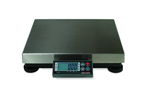 Rice Lake, BP 1214-75S, Bench Scale with Stainless Steel Platter, 150 lb x 0.05 lb, NTEP