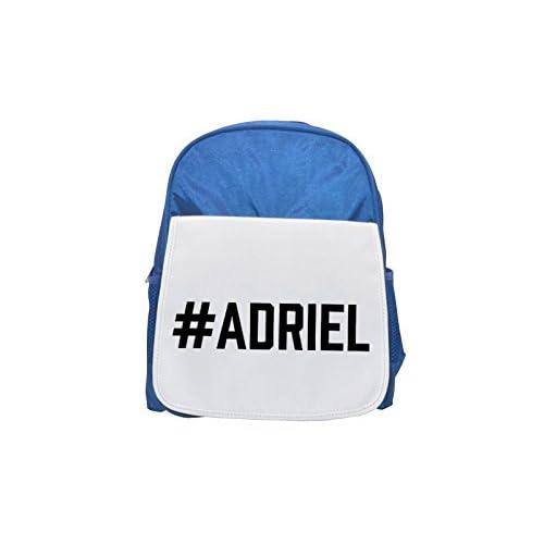 Fotomax # Adriel Printed Kid 's blue Backpack, cute Backpacks, cute small Backpacks, cute Black Backpack, Cool Black Backpack, Fashion Backpacks, Large Fashion Backpacks, Black Fashion Backpack
