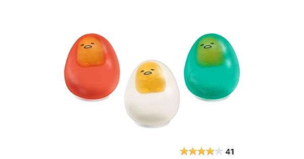 4Pcs//Set Super Cute Sanrio Gudetama Lazy Egg Cute Mascot Mini Figures Kids Gifts