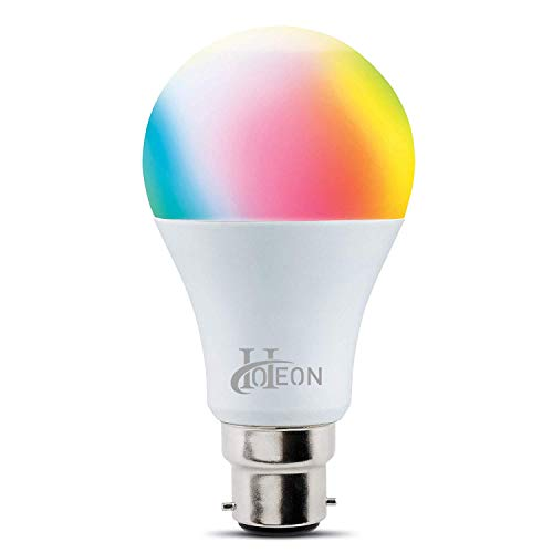 Hoteon 7-Watts LED Color Changing Light Bulbe, Pack of 1