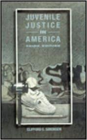Juvenile Justice in America (3rd Edition), Simonsen, Clifford E.