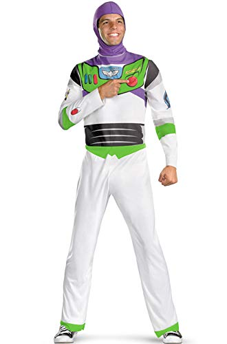 Buzz Lightyear Adult Costume - XX-Large -
