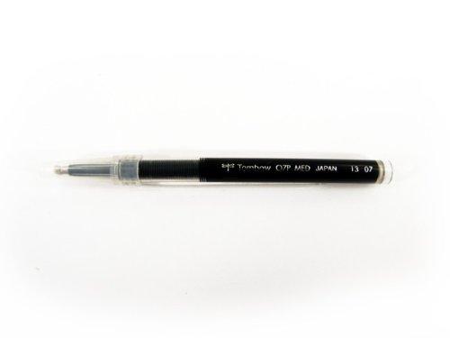 colore: nero tratto: 0.7 mm Tombow Cartuccia di ricambio per penna rollerball