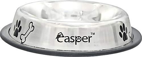 CASPER Stainless Steel Anti Skid Dog Bowl 200ml