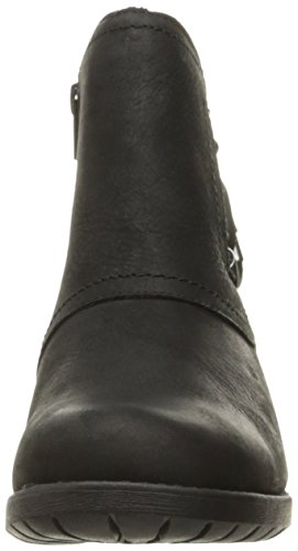 Black Puppies Hush Proud Women's Wp Leather Boot Overton O4qF7X
