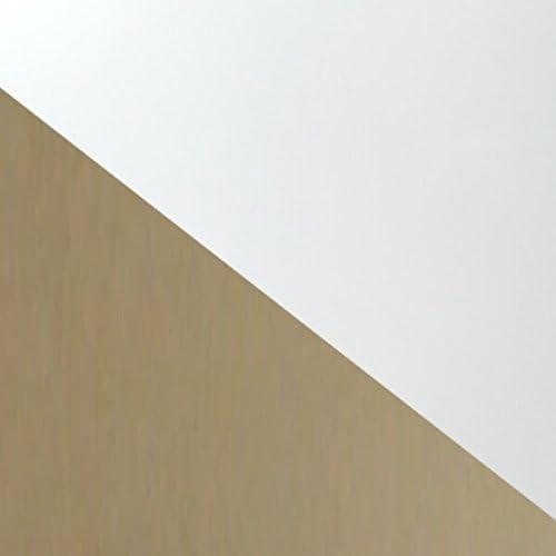 日本製 アクリル板 パールホワイト (押出板) 厚み 2mm 400×400mm ★縮小カット1枚無料 カンナ仕上★ (業務用・キャンセル不可)