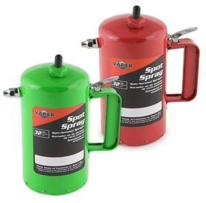 (Titan - (TIT19421) Spot Spray Non-aerosol Sprayer - Twin Pack (Colors May Vary) )