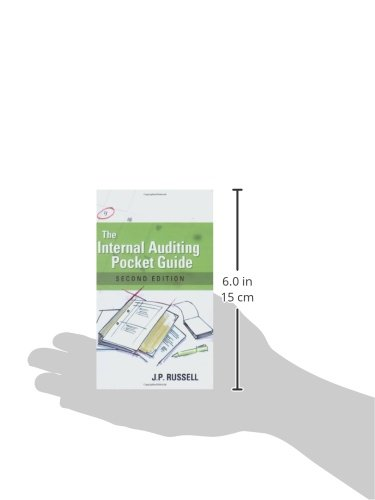 the internal auditing pocket guide preparing performing reporting rh amazon com the internal auditing pocket guide preparing performing reporting and follow-up pdf automotive internal auditor pocket guide pdf
