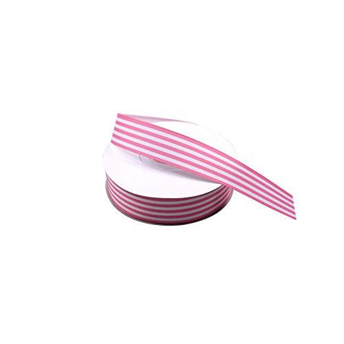 1 Pink Ribbon - Pink and White Christmas 1