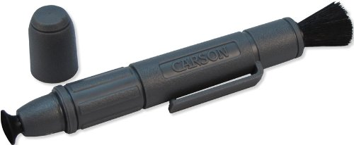Carson Optical C6 Lens Cleaner with Dry Nano-Particle Cleaning Formula (CS-10)