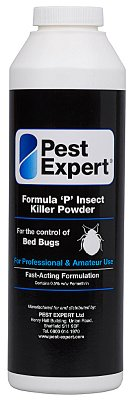 Bed Bug Killer Powder 300g - Formula 'P' Bed Bug Killer from Pest Expert